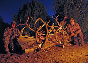 Successful Elk Hunters Slideshow