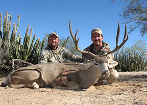 Successful Mule Deer Hunters Slideshow