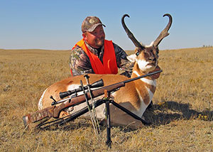 Successful Antelope and Sheep Hunters Slideshow